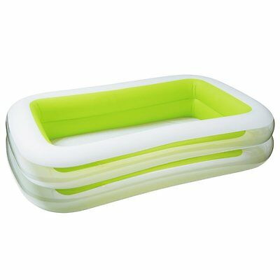 """Intex Swim Center Family Inflatable Pool, 103"""" X 69"""" X 22"""", for Ages 6+"""
