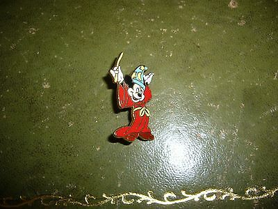 Mickey Mouse Pin Badge