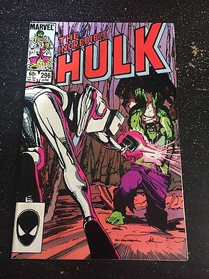 Incredible Hulk#296 Incredible Condition 8.5(1984) Rom App!!Buscema Art!