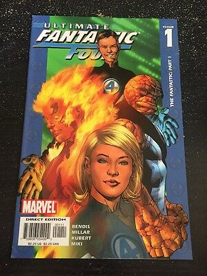 Ultimate Fantastic Four#1 Incredible Condition 8.5(2004) Cool!!