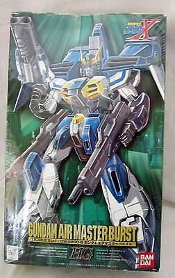 #08 Airmaster Burst 1/100 HG Gundam X High Grade Model