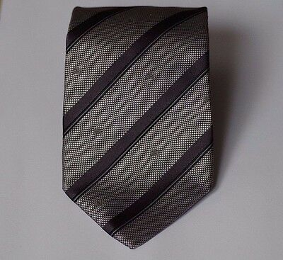Burberry London Tie Silk 100% Men Authentic made in Italy neck $190