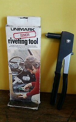 Unimark Senior Riveting Tool