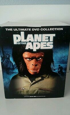 Planet of the Apes Ultimate DVD Ape Bust Only W/Box New