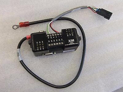 Xata XIM Input Box With Attached Wires/Cabels  - Model SA-0066-01