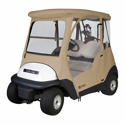 Classic Accessories Fairway 40-011-012001-00 Club Car Precedent Golf Enclosure