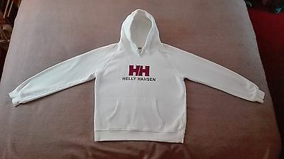 Helly Hansen Girl's Hoodie Size 16 Yrs Uk 8 - 10 Girls Hooded Top Women's Womens