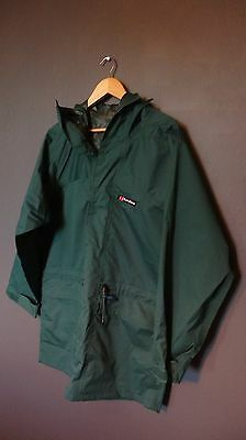Berghaus Waterproof Jacket - Dark Green - Size M