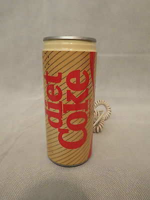 Diet Coke Can Telephone Collectible Coca Cola Works