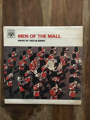 Men Of The Mall Pride Of The '48 Band Vinyl Lp
