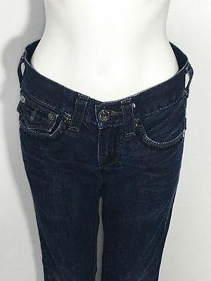 True Religion 100% Cotton jeans Size 28 Made in USA