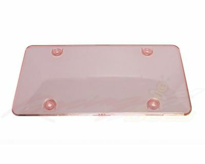 License Plate Frame Pink, 2pc fit Canada & USA License plate