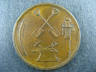 LC-15A3 T.S. Brown & Co. Montreal token Lower Bas Canada Quebec Breton 561