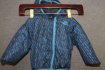 THE NORTH FACE 6-12 Months nice Jacket HOODIE zip up reversible 6-12M