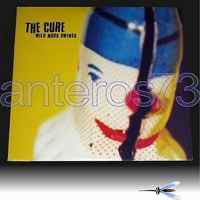 """The Cure """"wild Mood Swings"""" Rare Double Lp 1996 - Mint"""