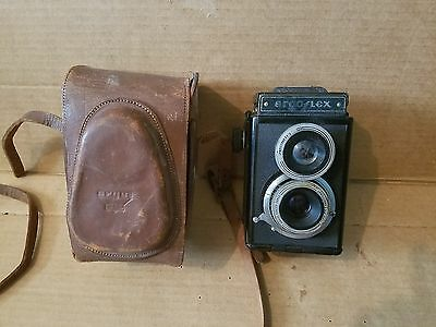 Vintage Argus Argoflex Camera and Case