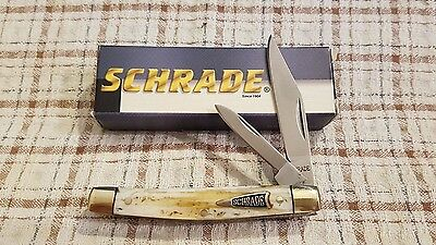 Schrade 33WM Old Timer Middleman Jack Pocket Knife