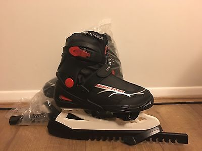 Brand New Ice skates Size 35-38 adjustable