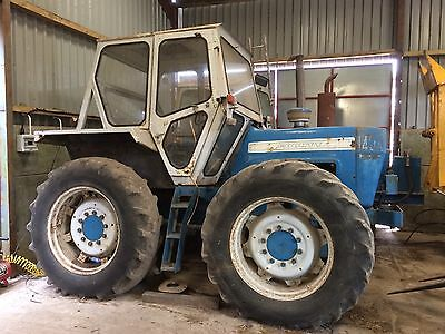 County Tractor 1454 Ford New Holland Classic