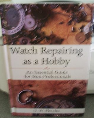 book on Watch repairing as a hobby