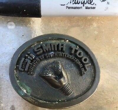Y115 Vintage Belt Buckle SMITH TOOL Division of Smith International Inc