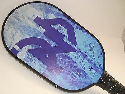 New Onix Summit Pickleball Paddle Graphite Face Polypropolene Power Hit Blue
