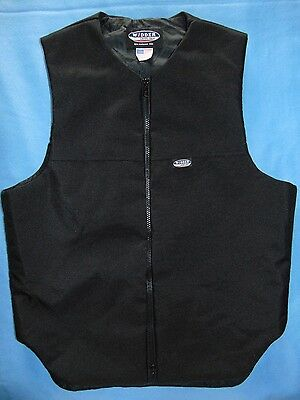 Widder Lectric-Heat Heated Vest. Mens size 42. Made in USA. Black