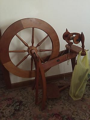 Kit Kraft Ashford Spinning Wheel Vintage/antique