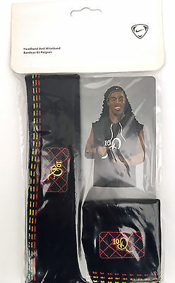 Nike Ronaldinho Adult Unisex 1 Headband And 1 Wristband Set SE0154 065 1Size