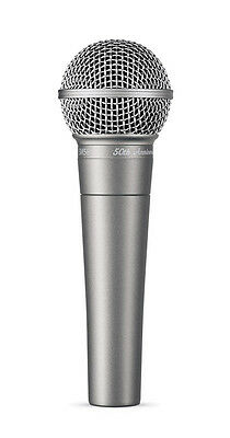 Shure SM58 - 50th Anniversary Edition Microphone (NEW)