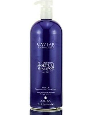 Alterna Caviar Anti Aging Replenishing Moisture Shampoo 33.8 Oz