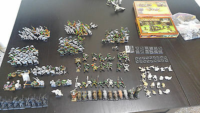 Warhammer Fantasy 2000+ points 180+ models Huge Orcs and Goblins Army