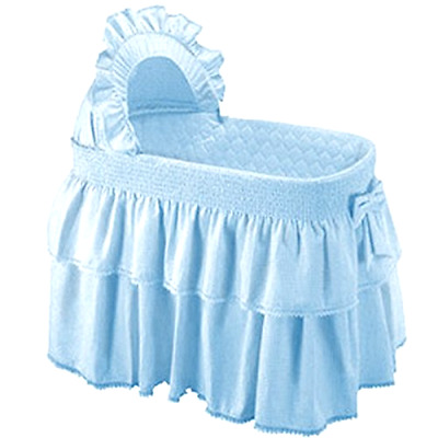 Bassinet Bedding Set for for Boy and Girls Neutral Paradise 17 x 31 x 11 Inches