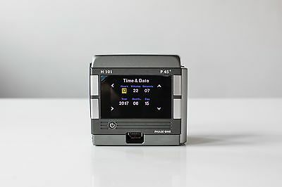 Phase One H101 P45+ Digital Back Hasselblad Mount
