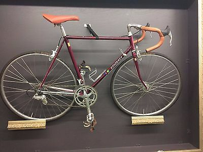 Vintage early 80's Guionnet l'eroica steel bicycle.