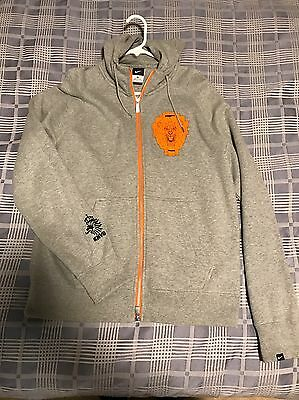 Nike OFFICIAL Holland Netherlands Nederland Jacket Jumper Soccer Football LikNEW