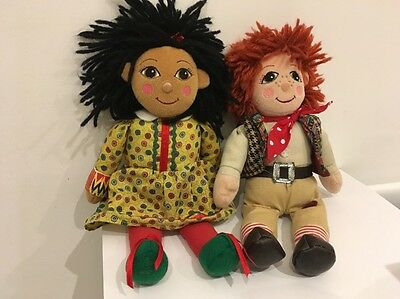 Rosie And Jim (Canal Narrow Boat) Ragdolls