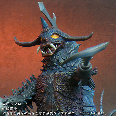 X-PLUS Toy Ric Large Monsters Ultraman Ace Barabas Baraba Earth invasion color