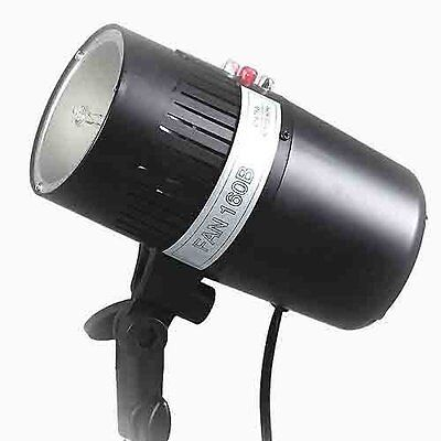 ePhoto 160 WS Photography Studio Lighting Mono Light Master Slave Strobe Flash
