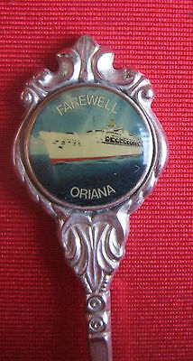 Collectable Spoon - Farewell Oriana