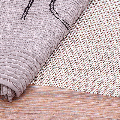 SUPER GRIP NON SLIP RUG PAD PROTECTIVE NONSKID UNDER RUG MAT RUNNER 6 SIZE 6x9FT