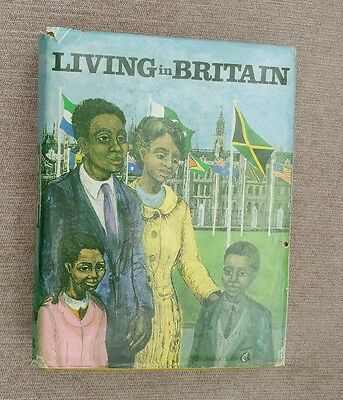 Living in Britain - Lord Leary Constantine, etc, Very Good Condition Book