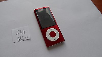 Apple iPod nano 5th Generation (PRODUCT) RED (8GB) 248