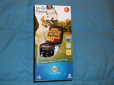 PetSafe In-Ground Radio Fence, PIG00-13661 **BRAND NEW**  **FREE SHIPPING**