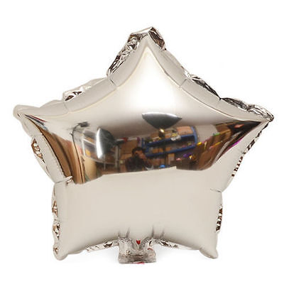 """18"""" Large Star Sharp Foil Helium Balloons Wedding Birthday Party Home Decoration"""