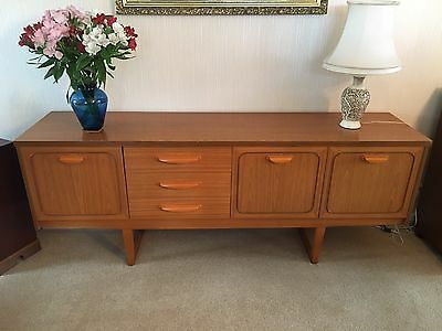 Stateroom By Stonehill Retro Teak Sideboard 1970's