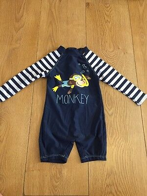 3-6 Month Wet Suit