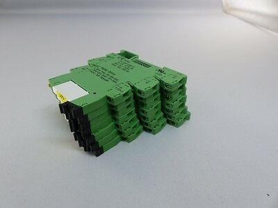 7x PHOENIX CONTACT REL-MR-24DC (2966016) (4998)