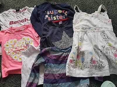 girls tops and dress bundle age 2-3 years