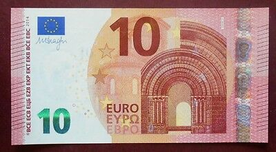 Billet 10 euro Draghi  S004C3 SD3075259331 neuf